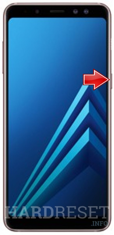 cara hard reset samsung galaxy a6 plus